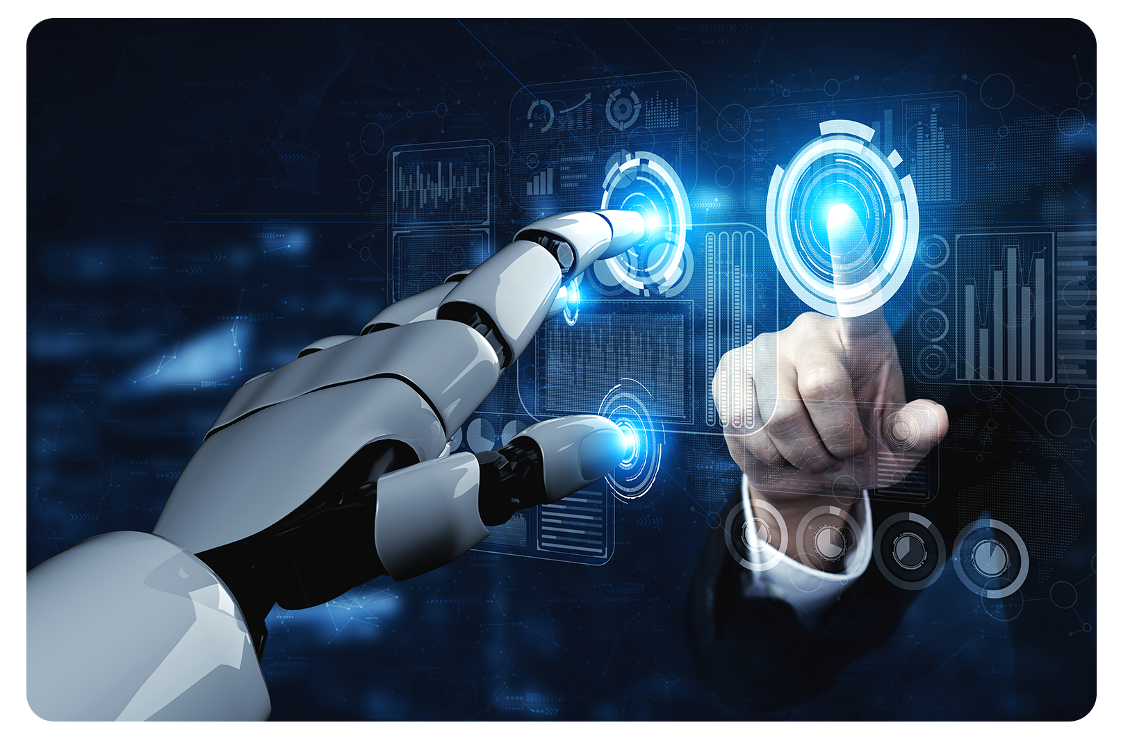 AI helps the Business facing Challenges