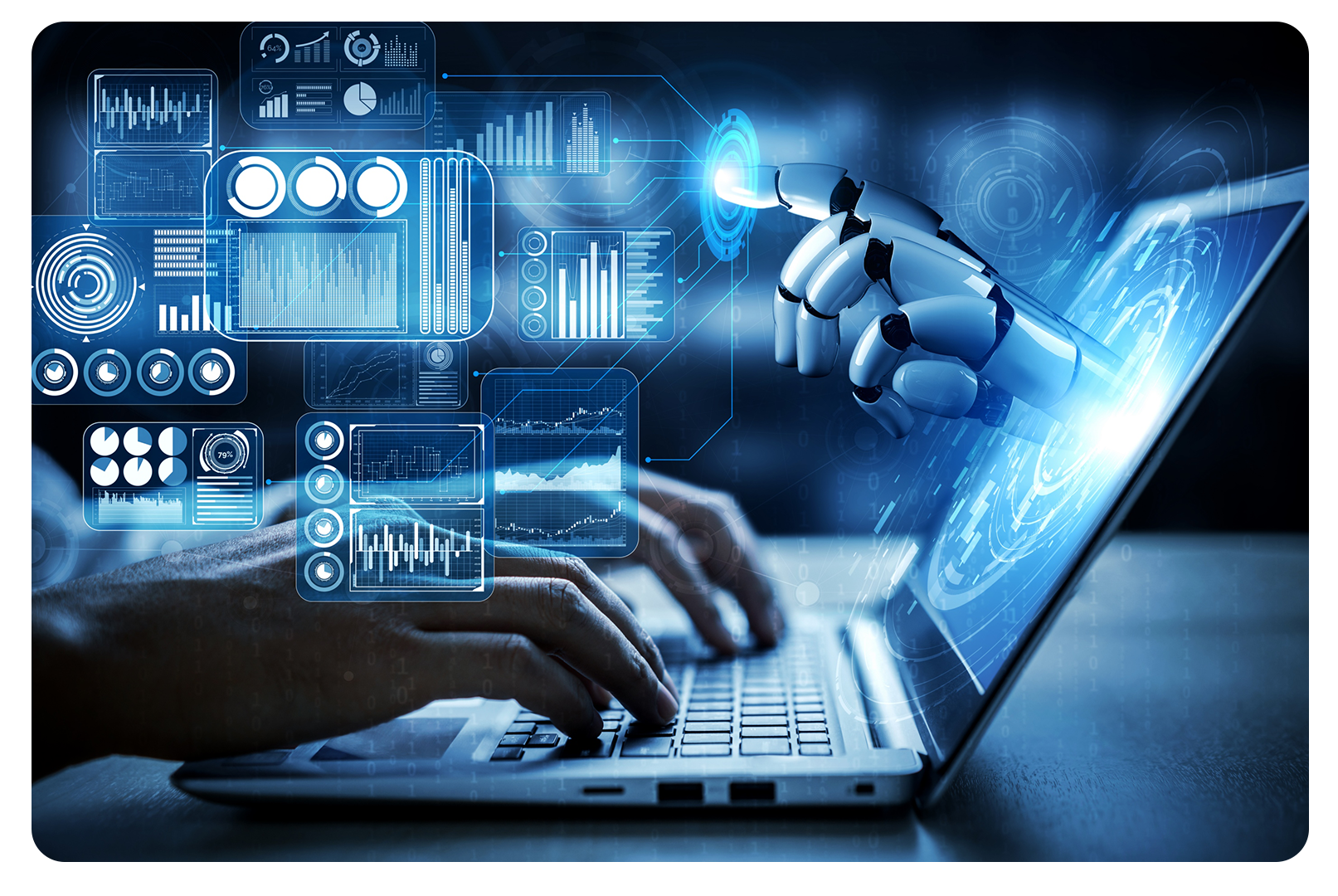 Working with AI in responsible and trustworthy